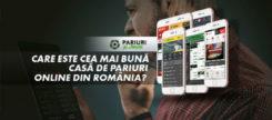 Care Este Cea Mai Bună Casă De Pariuri Online Din România