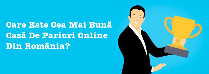 Cea Mai Bună Casă De Pariuri Online Din România