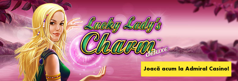 lucky ladys charm deluxe online gratis