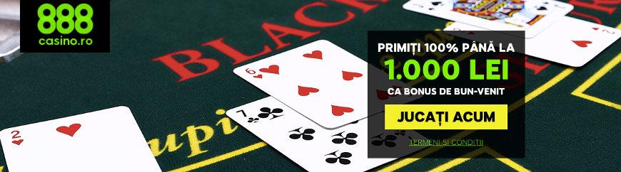 888 casino bonus de bun venit