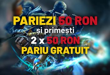 Maxbet esporturi pariu gratuit 100 RON