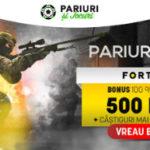 Bonus Fortuna Counter Strike