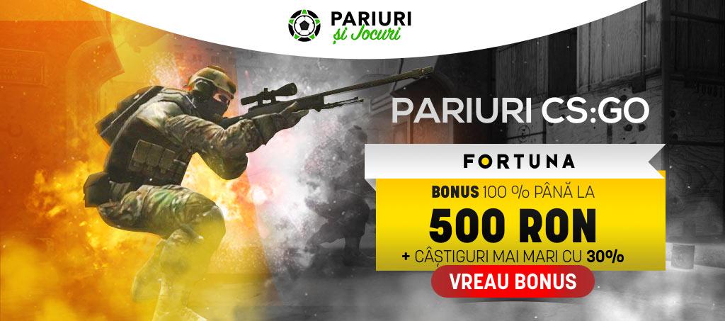 Counter Strike pariuri