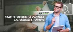 Sfaturi pentru pariuri sportive