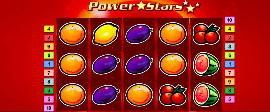 Power Stars Online Gratis