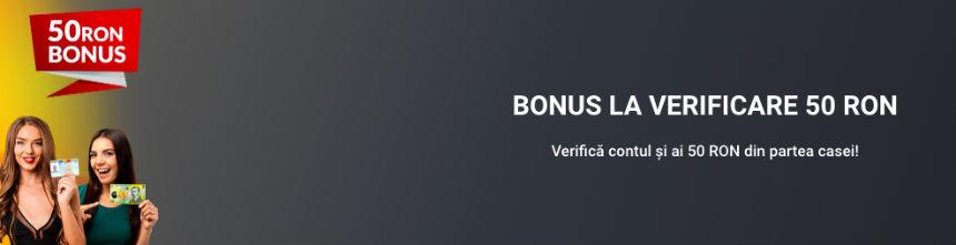 WinBet 50 ron bonus