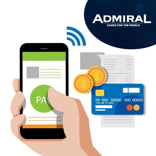 Admiral metodele de plata pariuri si cazino