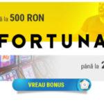 Fortuna bonus 500 RON