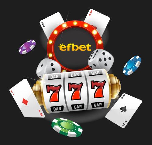 Efbet cazino bonus