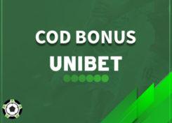 Unibet cod bonus