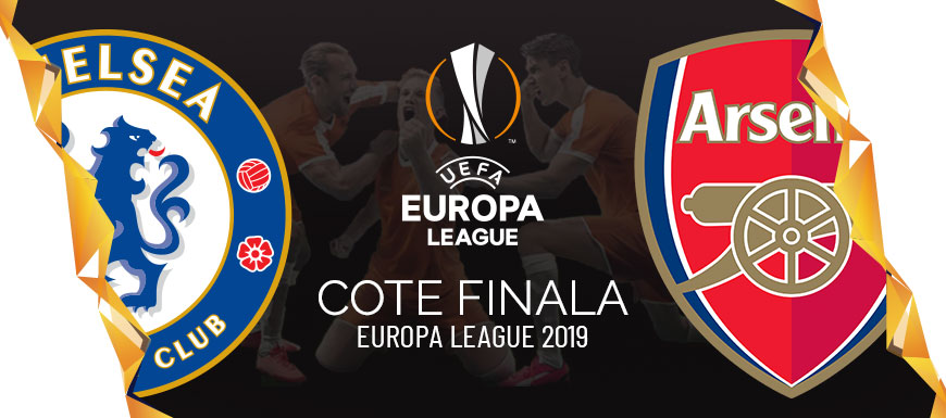 Pariuri Europa League Final 2019