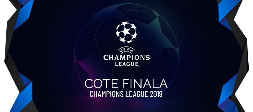 Pariuri Champions League 2019 Final