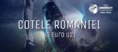 Campionatul European U21 2019 - Cote și Ponturi Pariuri pe România