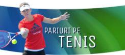 Pariuri pe tenis Romania