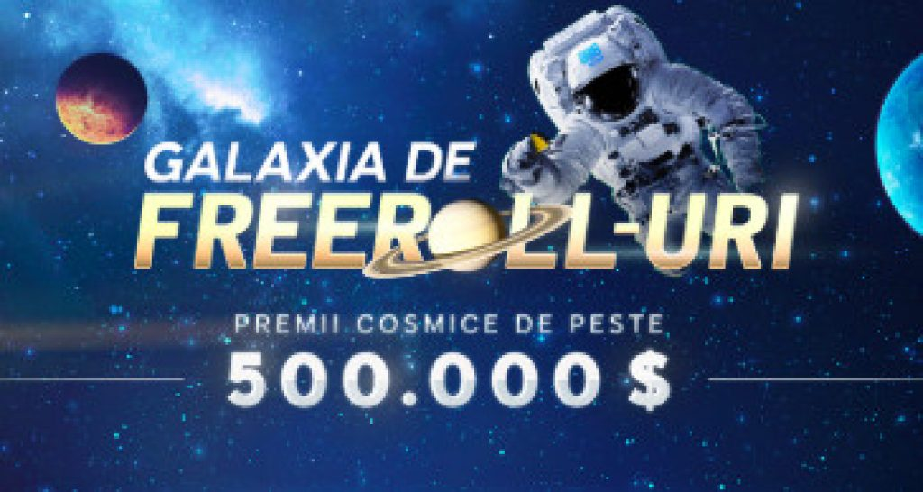 888 Poker Freerolls Galaxy
