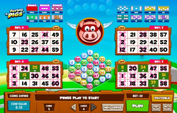 Jocul de bingo