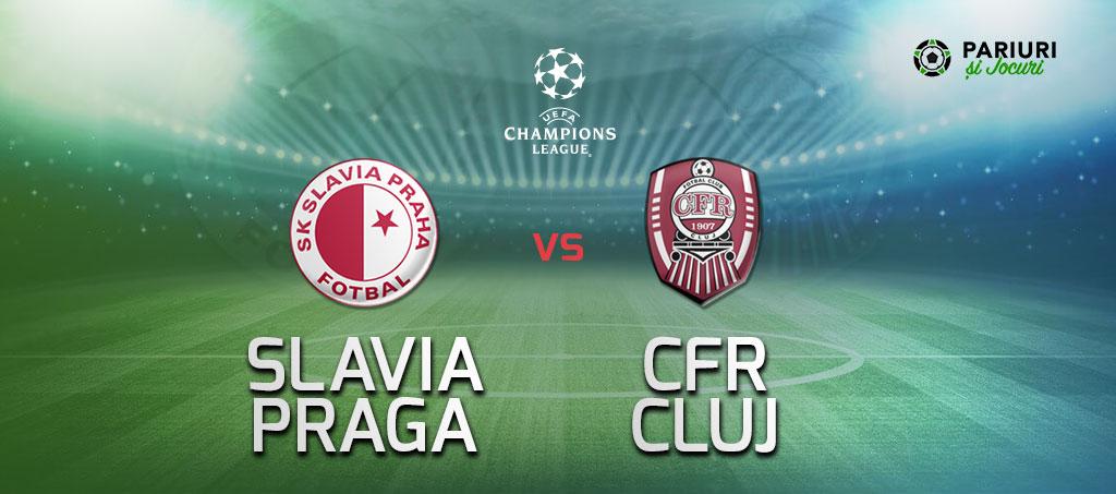 CFR Cluj Liga Campionilor pariuri