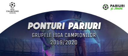 Ponturi Pariuri Champions League 2019 /2020
