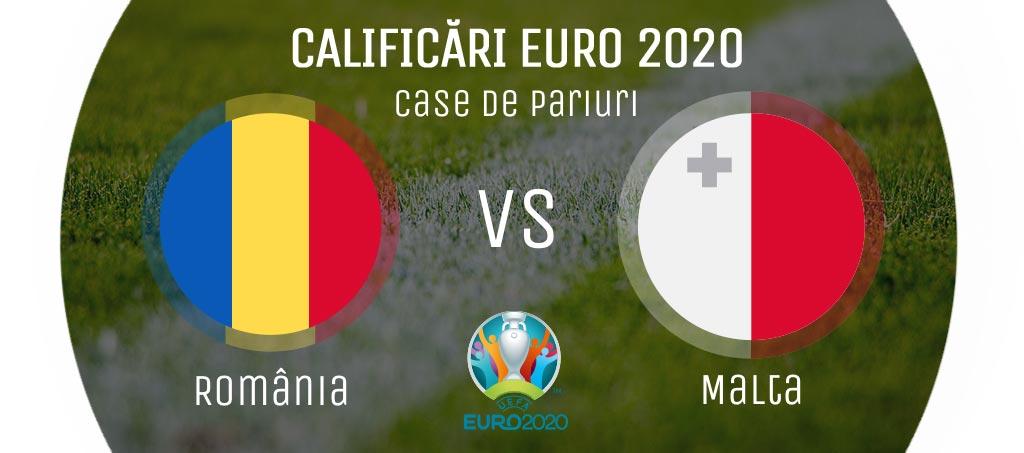 România - Malta ponturi pentru pariuri