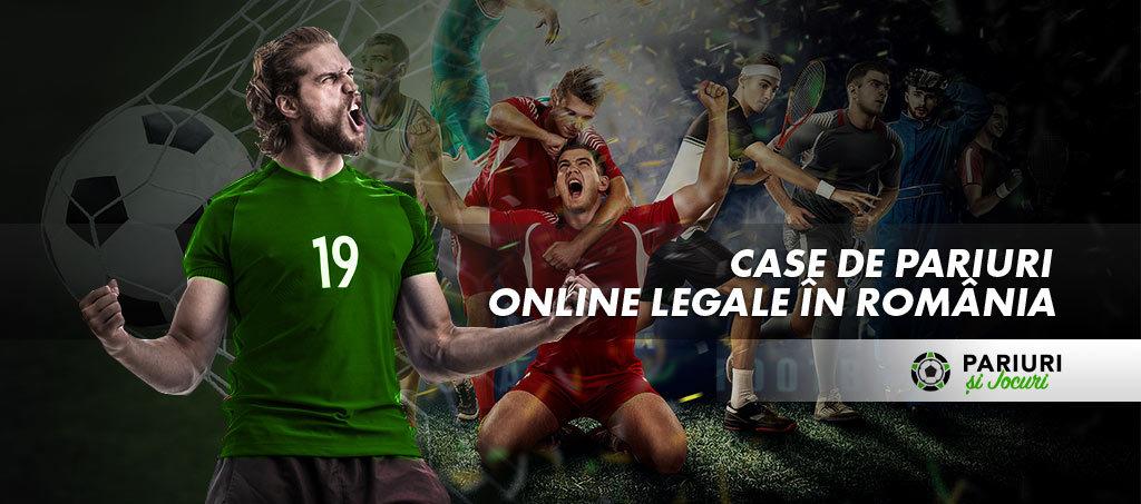Case de pariuri online Romania listă