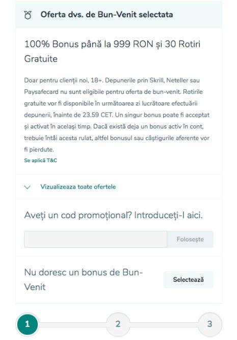 Vlad Cazino cod promo