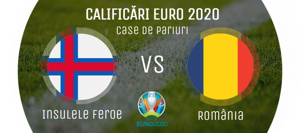 calificări Euro 2020 pariuri