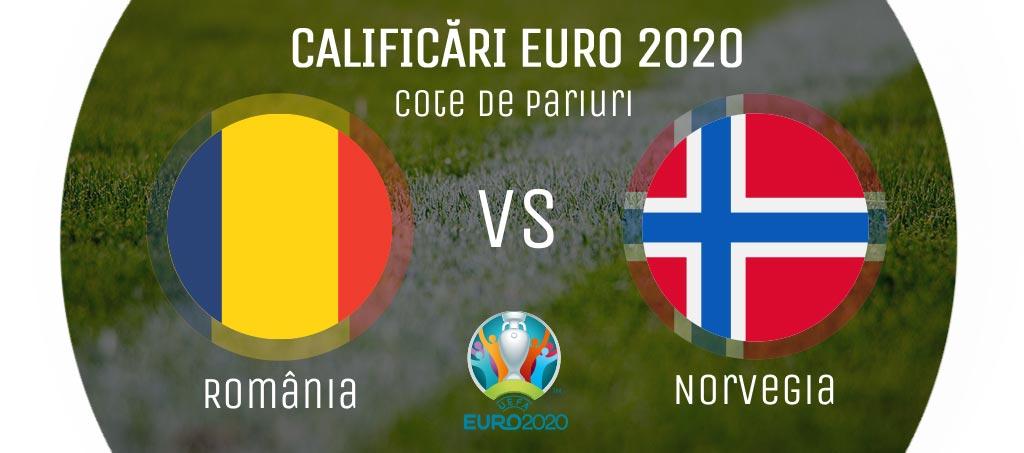 România - Norvegia Pronosticuri și Ponturi Pariuri