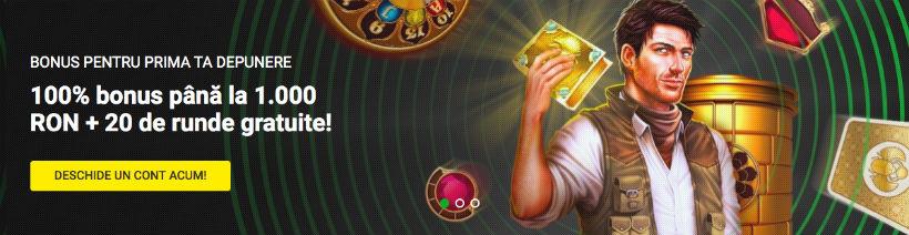 Cazino Unibet bonus de bun venit