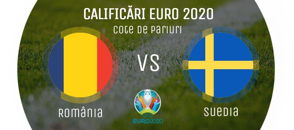 România - Suedia Cote Pariuri