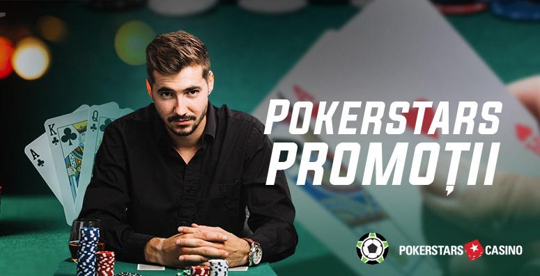 Promotii si bonusuri PokerStars