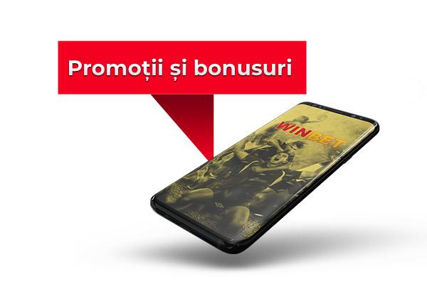 WinBet promotii si bonusul