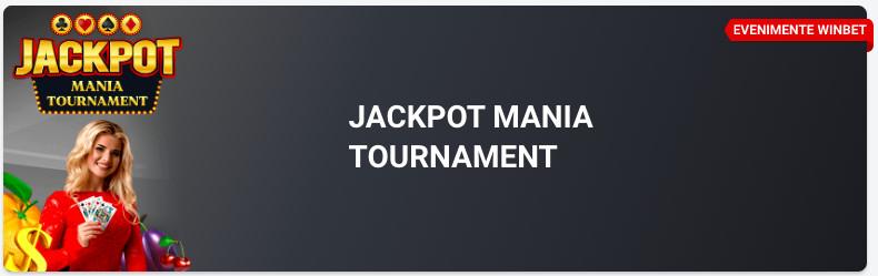 Winbet jackpot bonus