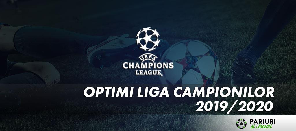 Champions League pariuri