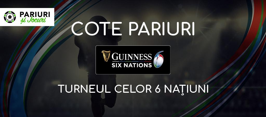 Ponturi Pariuri Turneul Celor Șase Națiuni