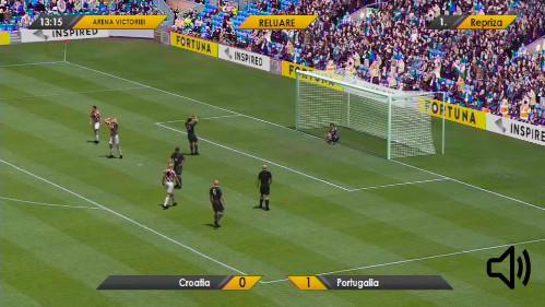 Sporturile virtuale Fotbal