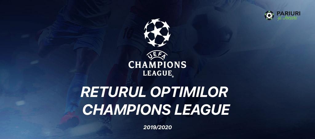 Returul Optimilor Champions League