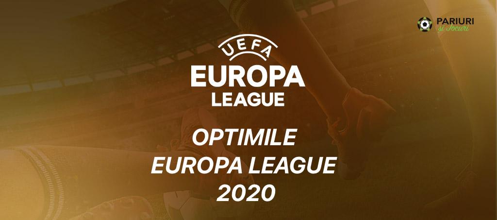 Europa League 2020 cote pariuri