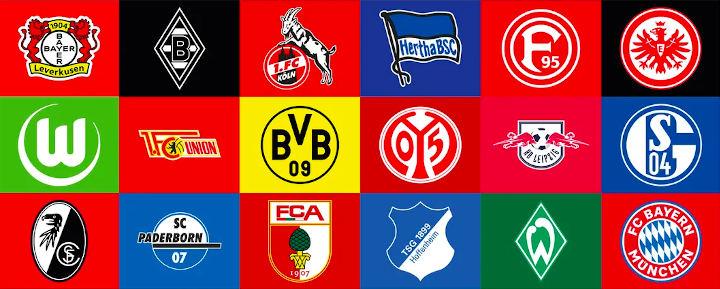 Bundesliga echipe