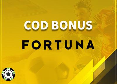 eFortuna cod bonus