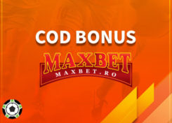 Maxbet cod bonus