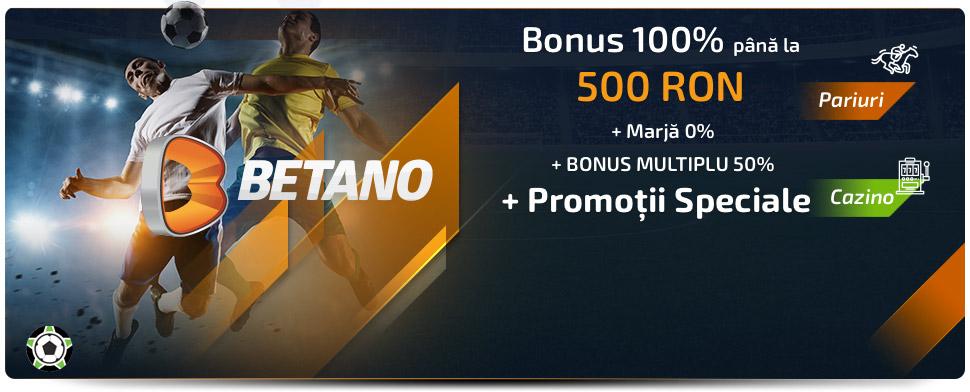Cod Promo Betano Offline – Iunie 2021