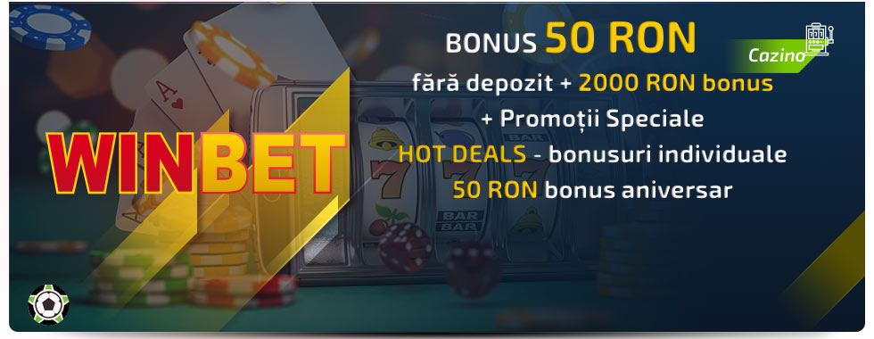 Winbet Bonus de Bun Venit: Septembrie 2021