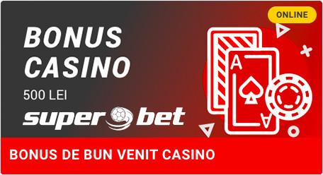 Superbet Casino Bonus