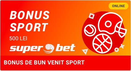 Superbet Pariuri Sportive Bonus