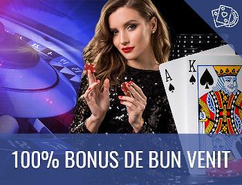 Baumbet Cazino Live: Bonus de bun venit