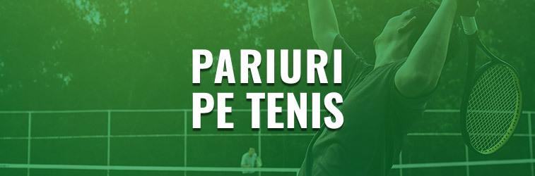 Pariuri pe Tenis