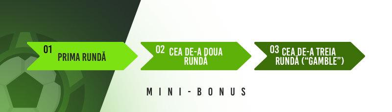 American Poker 2 rundă + mini-bonus