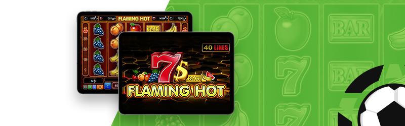 Flaming Hot Pacanele
