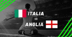 italia - anglia finala euro 2020