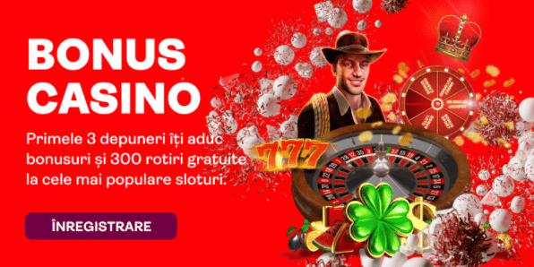 superbet bonus cazinou
